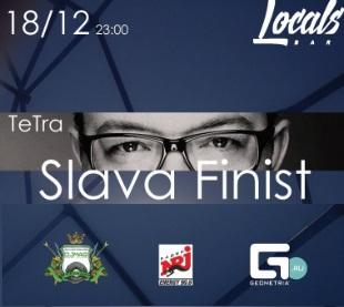 18 декабря 15 / Краснодар / Locals Bar / TOP DJЮг + Слава Финист